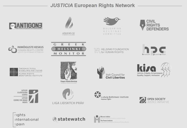 Justicia members