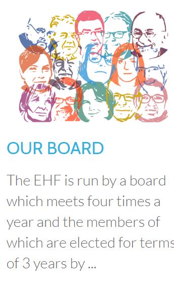 ehf board